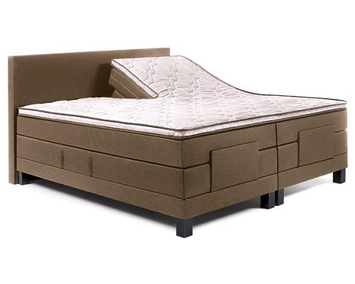 boxspring set holmstad electro 120x200 taupe direct online bestellen. Black Bedroom Furniture Sets. Home Design Ideas