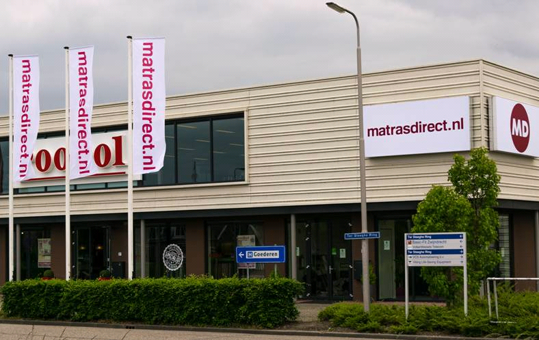 md zwijndrecht matras direct