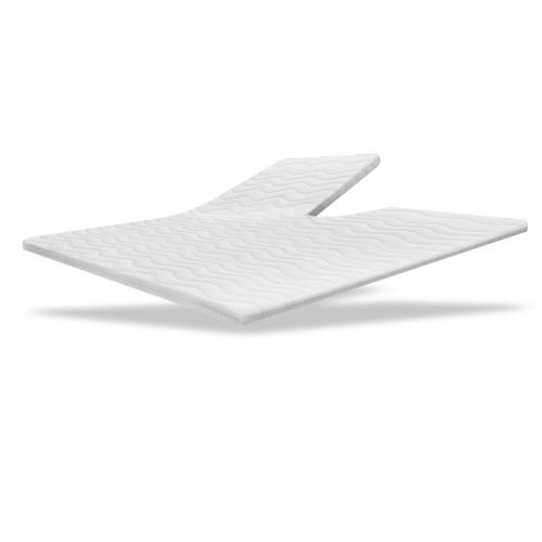Splittopdekmatras - Dreamex 7 cm
