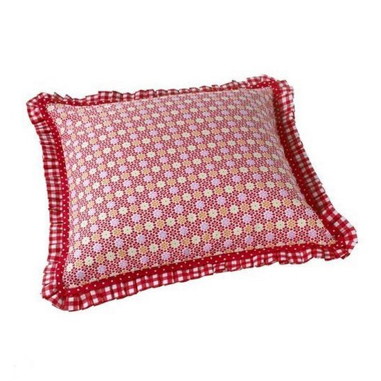Cozz Lora Cushion Red