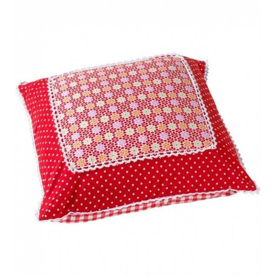 Cozz Nori Cushion Red