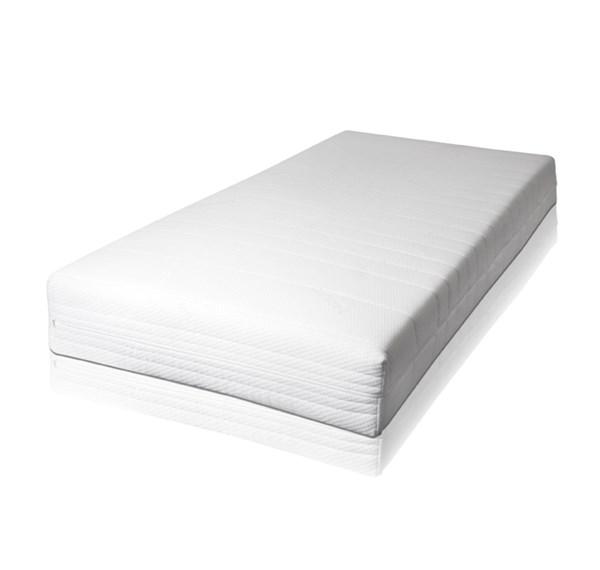 Koop Hoeslaken 70x200.Matras Kopen Foam 70x200 Wit Direct Online Bestellen