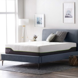 Lucid - Latex Hybrid matras
