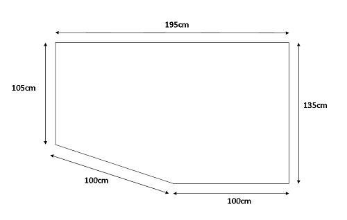 Topmatras Voor Frans Bed.Frans Bed Topper 3cm 195x135x3 Creme Wit Variabel Luxe Design