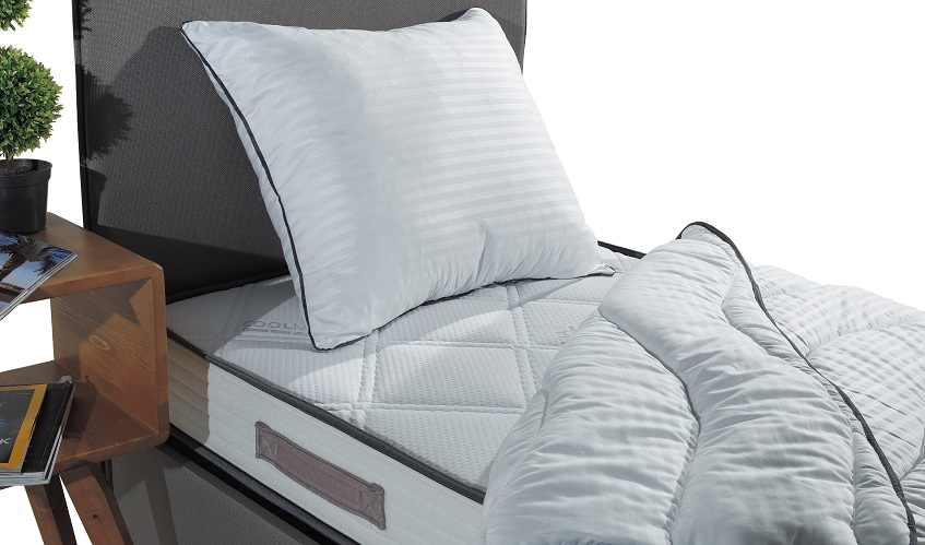 Matras kopen +gratis bed +dekbed +kussen