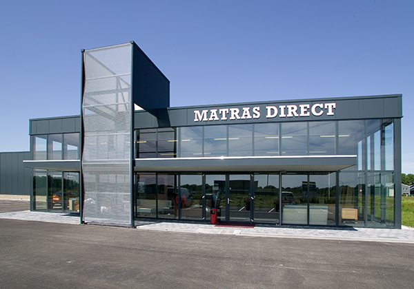 md plaza wolvega matras direct